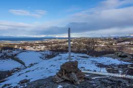 Utsikt mot Buvåg. - Foto: Kjell Fredriksen