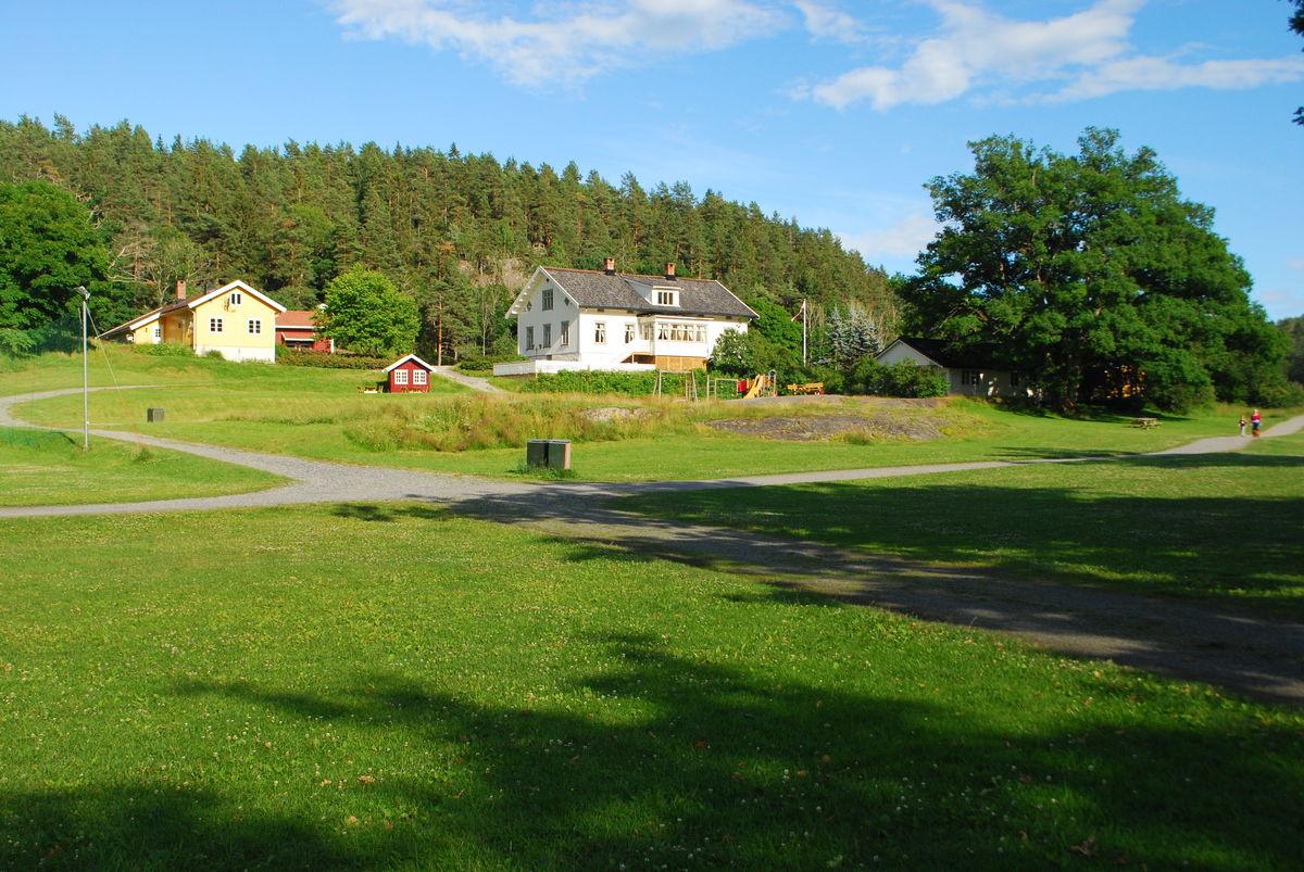 Breivoll Gård er en oase innerst i Bunnefjorden i Ås kommune.