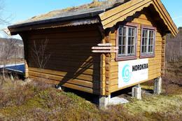 Pilene som viser stiene - Foto: Kjell Fredriksen