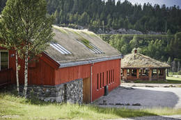 Rondane Friluftssenter Rondetunet -  Foto:
