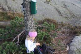 Frem med nistepakken: - Foto: Tor-Arne Paulsen
