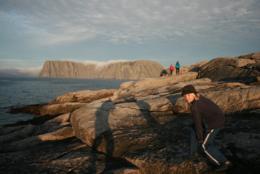 ETAPPE 16.3 • SOMMER 2015     FINNMARKSKYSTEN -  Foto: Gunnar Alberg