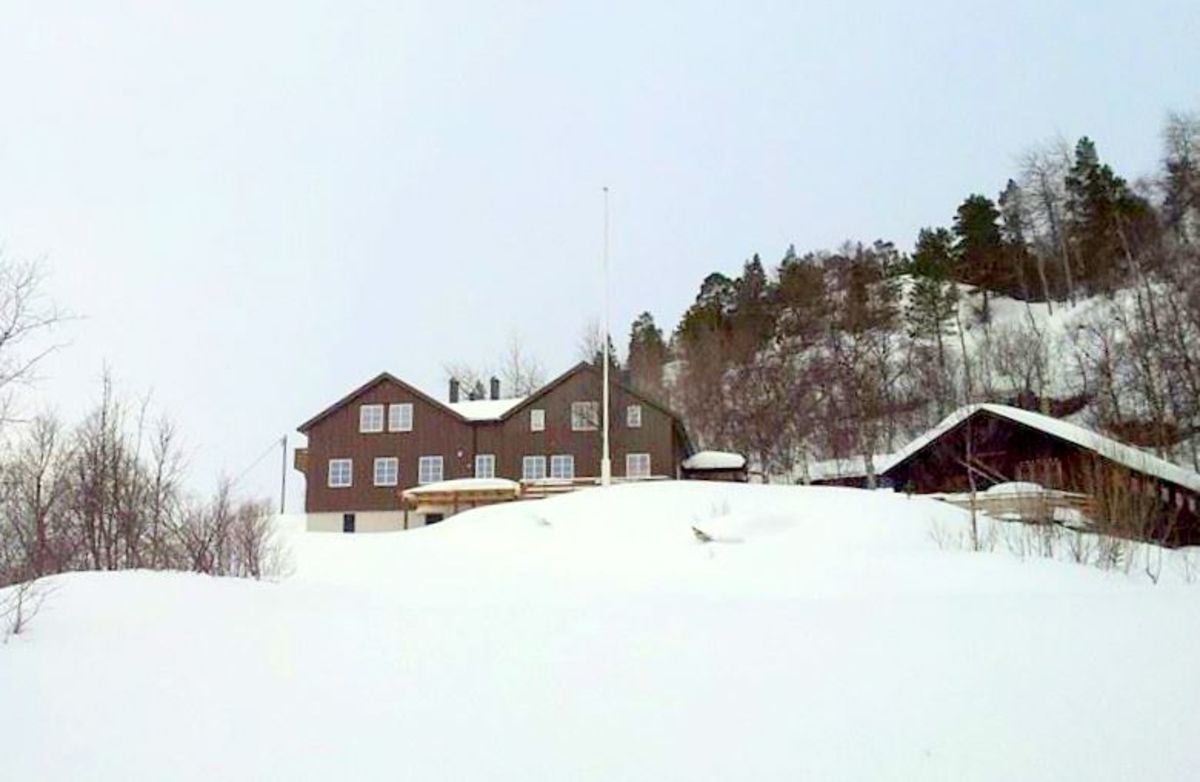 Kaldhusseter om vinteren