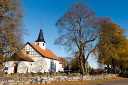 Borre kirke - Foto: Ukjent