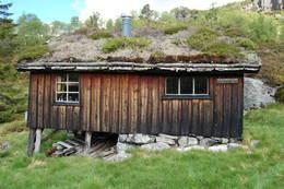 Falkefjellstøl -  Foto: Arne Johnsen