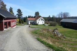 Heistadgården - Foto: Steinar Skilhagen