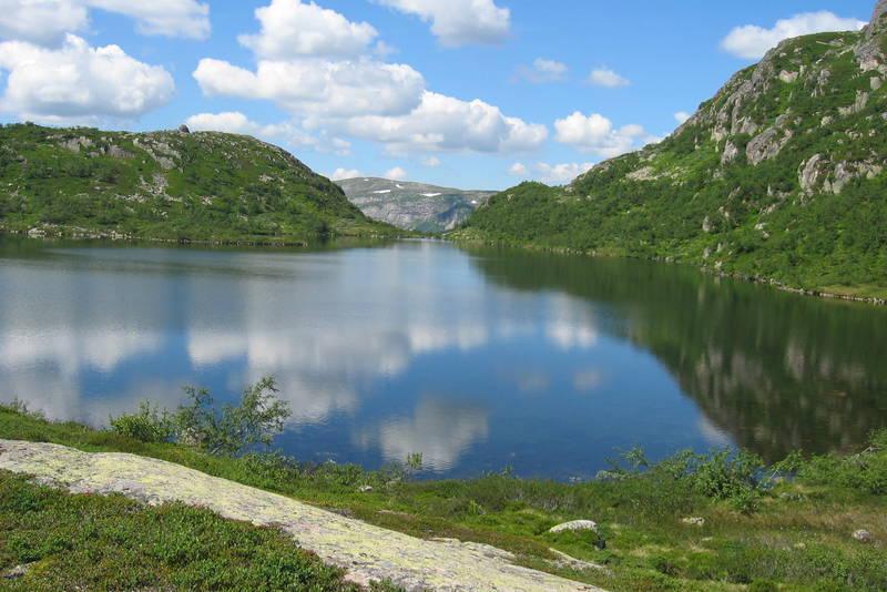 Zwischen Telemark und Aust-Agder