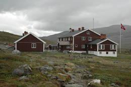Glitterheim - Foto: Sverre A. Larssen