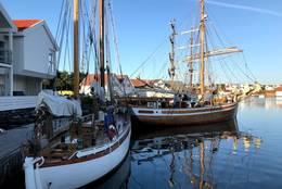 Tananger indre havn -  Foto: Morten E. Hansen