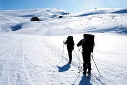 Hytta ligger tilknyttet kvistenettet og er svært populær i skisesongen - Foto: Odd Inge Worsøe