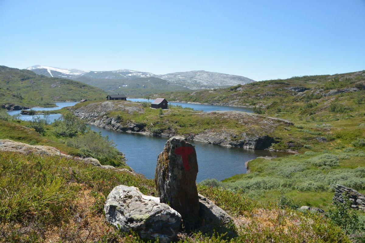 Torvedalshytta til Voss Utferdslag