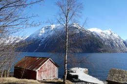 Ljøkaia - Foto: Bodil Dybevoll