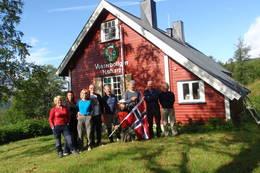 Vokterboligen -  Foto: Narvik og Omegn Turistforening