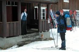Skitur Trollheimen - Foto: Ukjent
