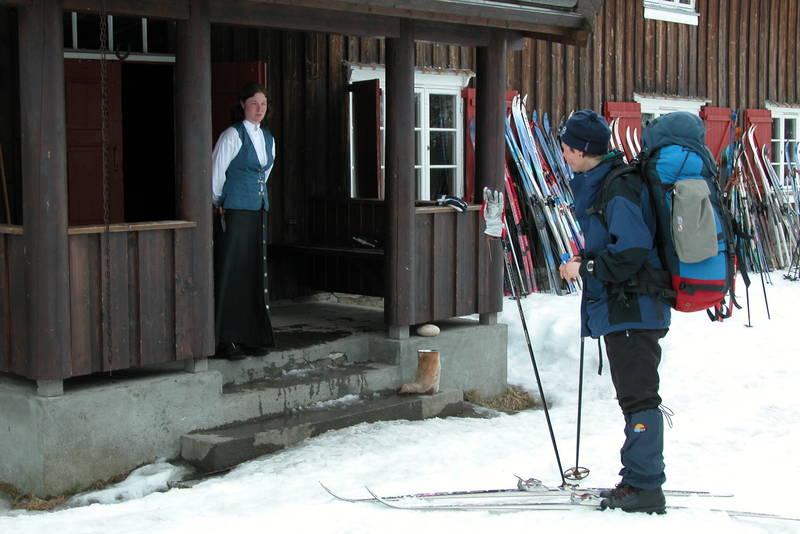 Skitur Trollheimen