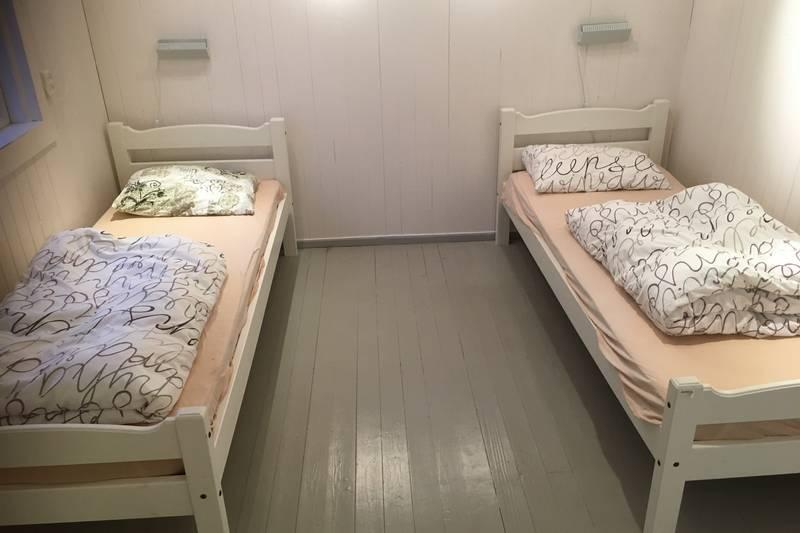 Galleriet seng 1 og 2
