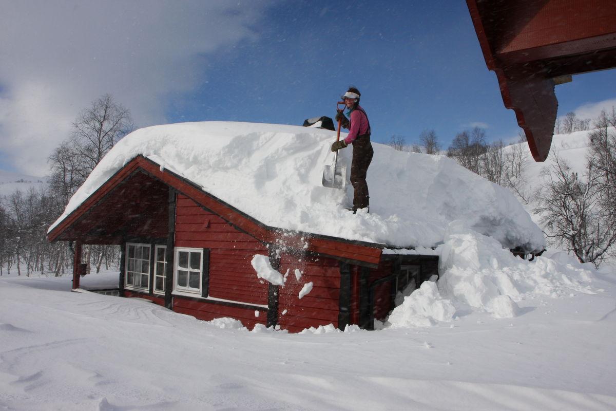 Snørydding