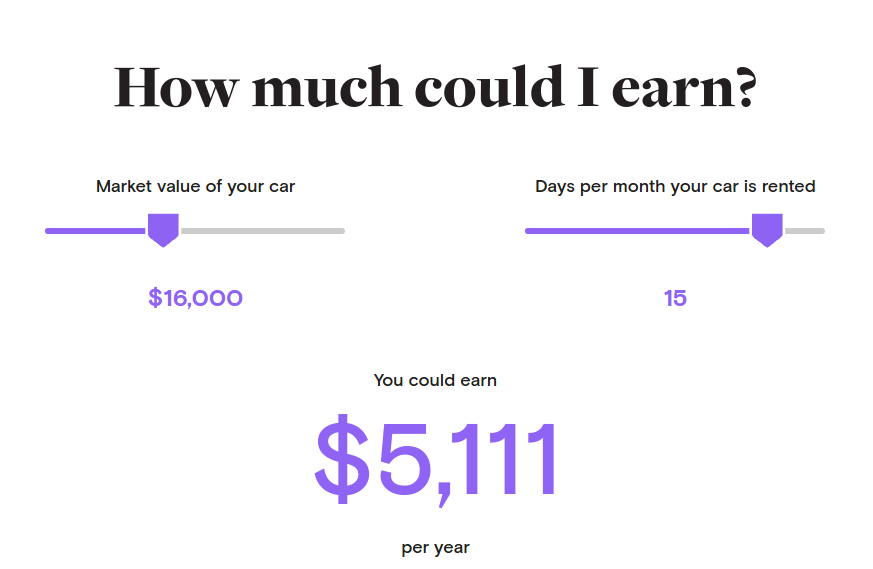 turo calculator