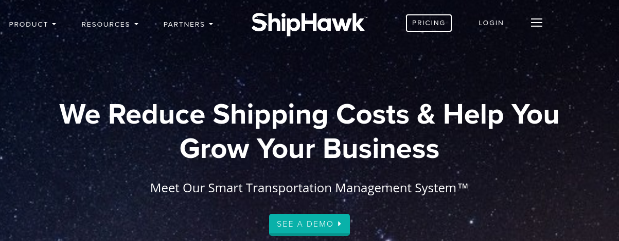 shipping software Shiphawk