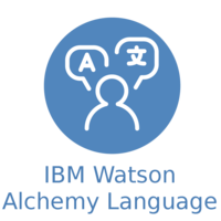 Logo of Alchemy Language technology