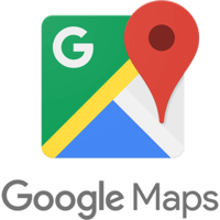Logo of Google maps