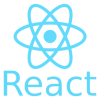 Logo of React-js