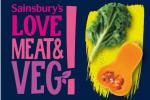 Love meat and veg packaging