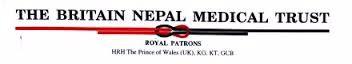 The Britain-Nepal Medical Trust