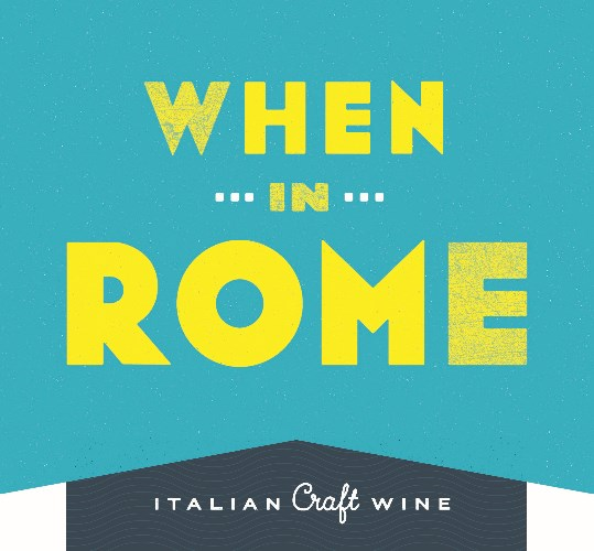 When in Rome Wine