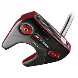 new product 7630b 89b09 Odyssey O - Works red Tank  7 putter