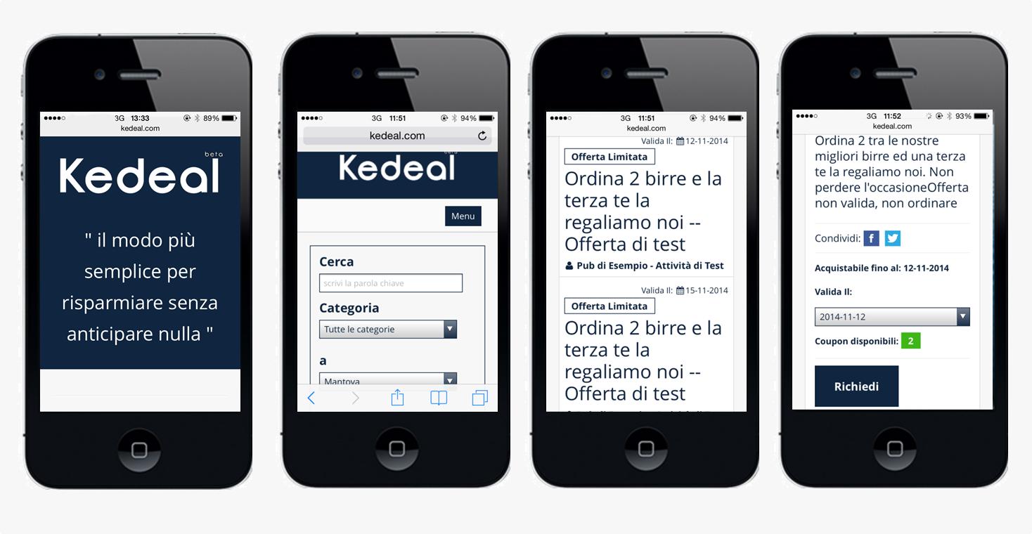 Kedeal- Crea Offerte in libertà