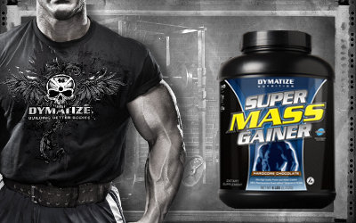 dymatize super mass gainer como tomar