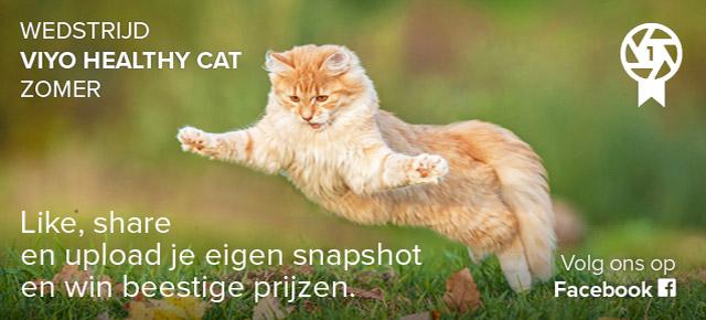 Wedstrijd viyo healthy cat