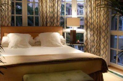 One Bedroom Suite Sea / Garden View