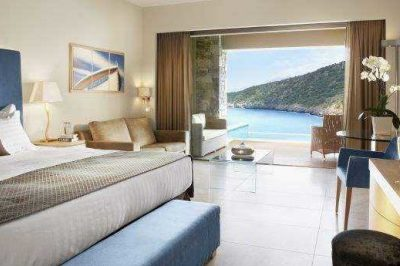 Deluxe Room Sea View with Individual Pool