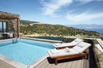 Three Bedroom Sea View Villa - Private Pool