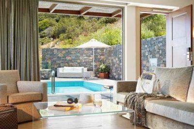 Two Bedroom Villa Sea View - Private Pool