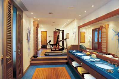 Wellness Waterfront Junior Suite- Health & Sports Club