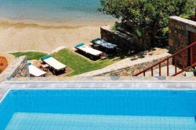 Beachfront Junior Suite Private Pool