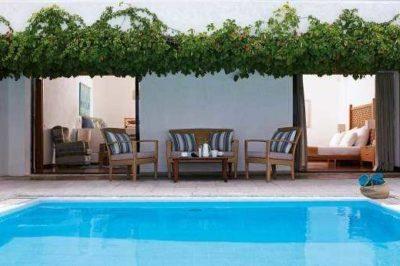 One Bedroom Presidential Suite Private Pool