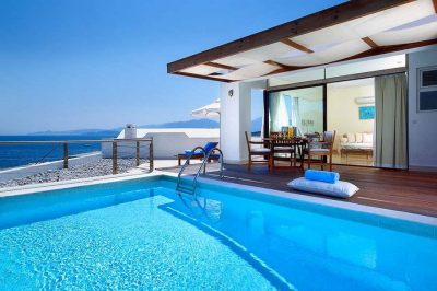 Classic Executive Suite 1 Bedroom Private Pool Sea View