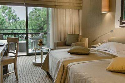 Standard Double/Twin Room - Garden View