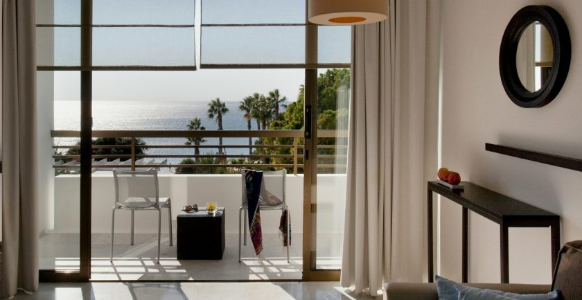 Almyra Resort Veranda