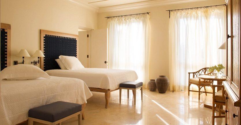 Anassa Hotel Resort Bedroom