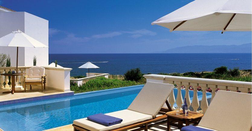 Anassa Hotel Resort Pool