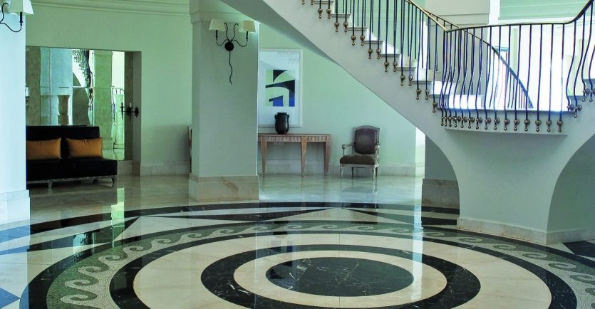 Anassa Hotel Resort Lobby