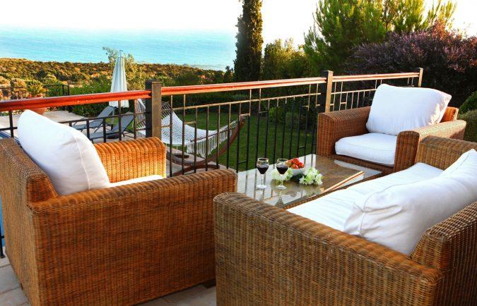 Elite Villa 0266 Outdoor Seating Area