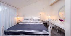 D-Resort Gocek Attic  Suite Sleeping Room