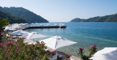 D-Resort Gocek Beach 01