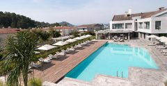 D-Resort Gocek Outdoor Pool 02